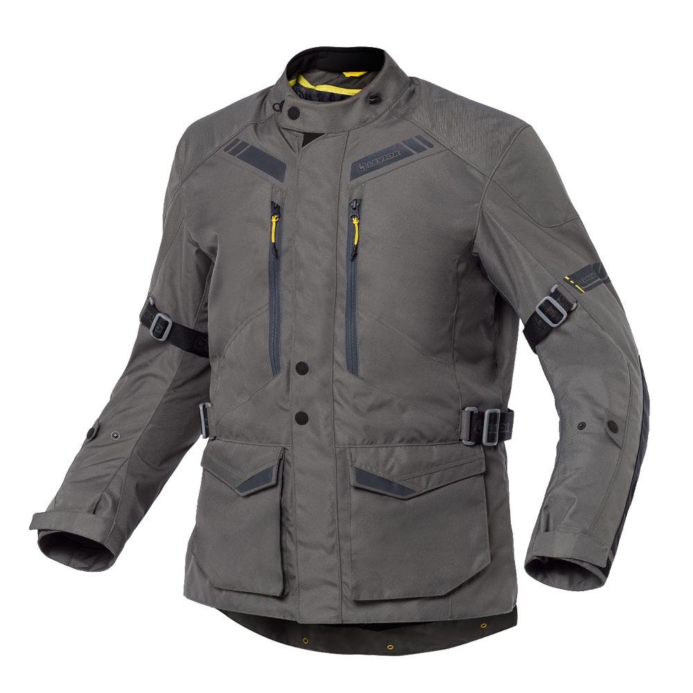 01-img-levior-chaqueta-de-moto-gaman-wp-negro-caqui