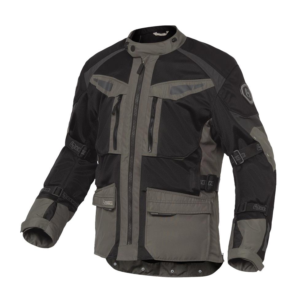 01-img-levior-chaqueta-de-moto-verano-arashi-negro-caqui