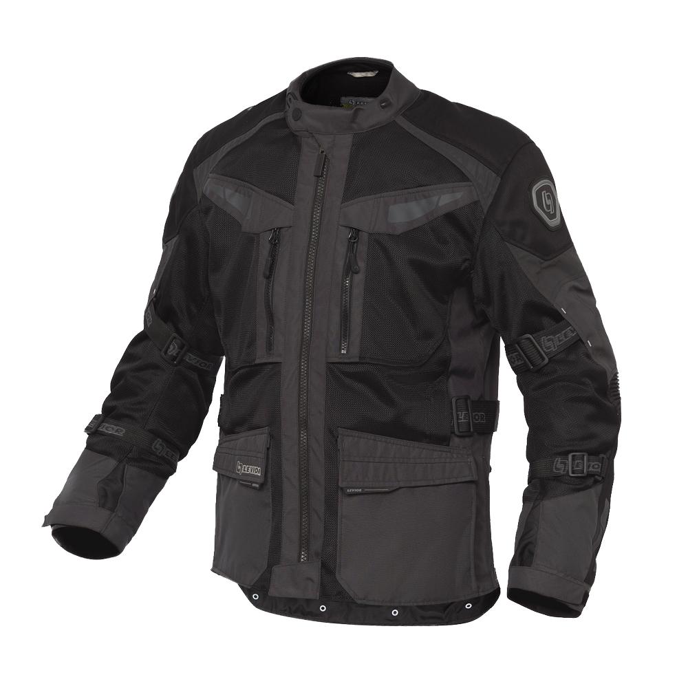 01-img-levior-chaqueta-de-moto-verano-arashi-negro-gris